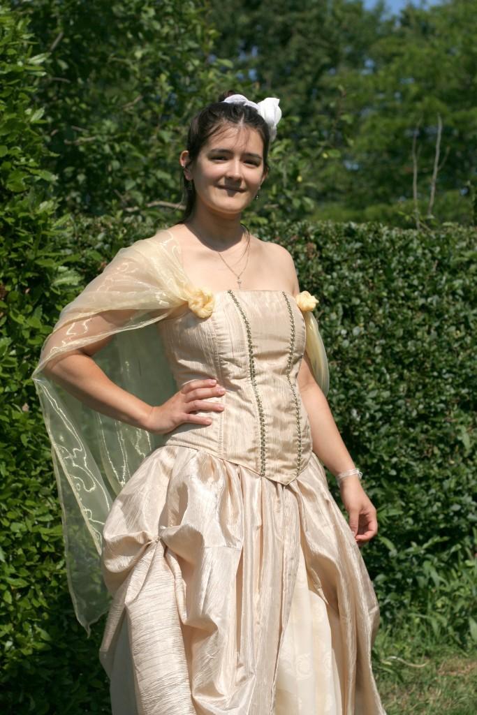 robe fantaisie