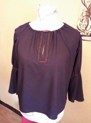 chemise medievale femme