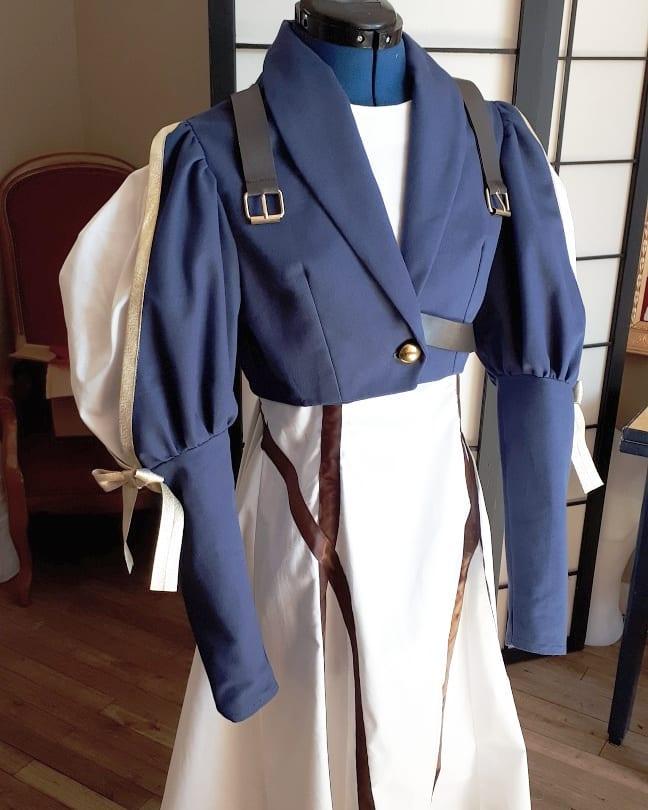 cosplay violet evergarden