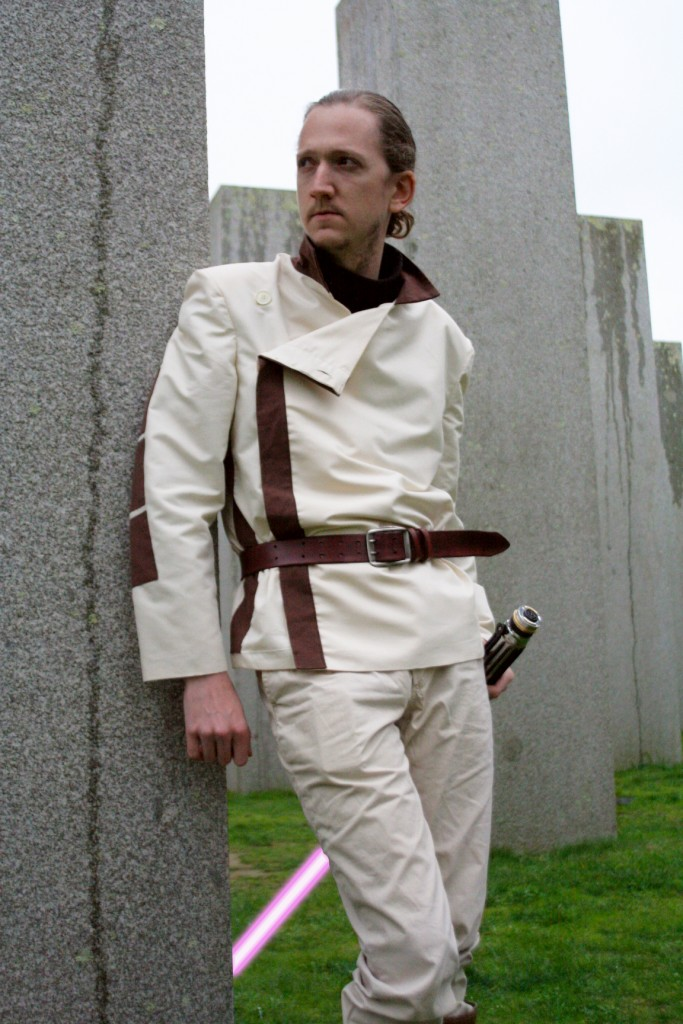 Jedi cosplay