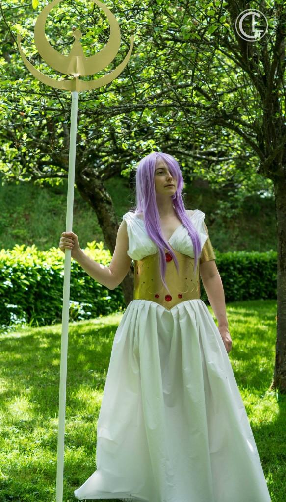 Saori cosplay