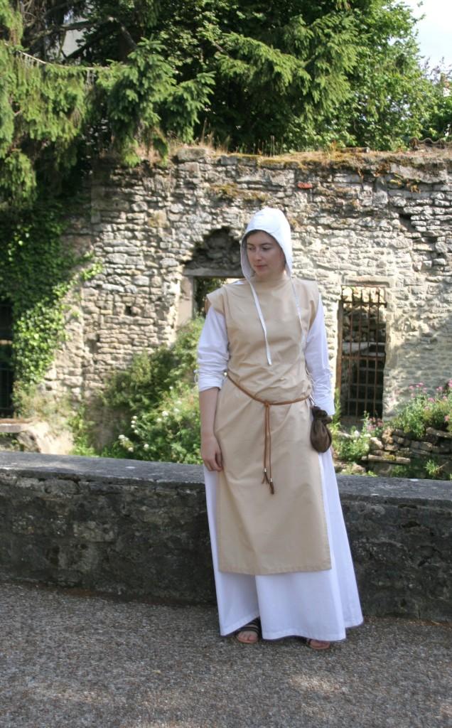 robe moyen-âge