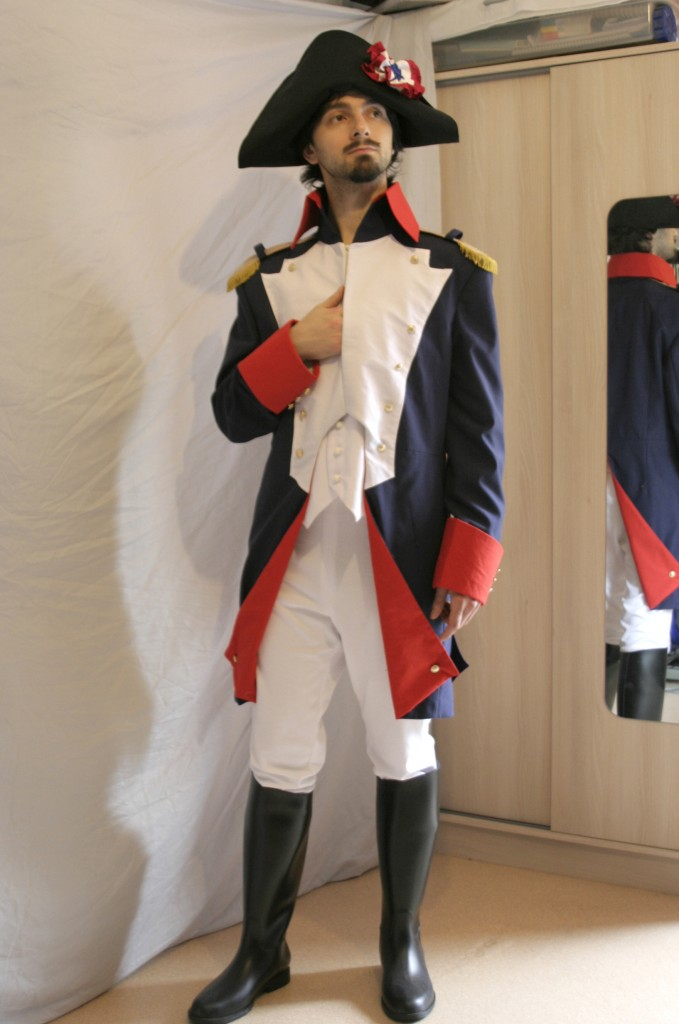 uniforme empire napoleon