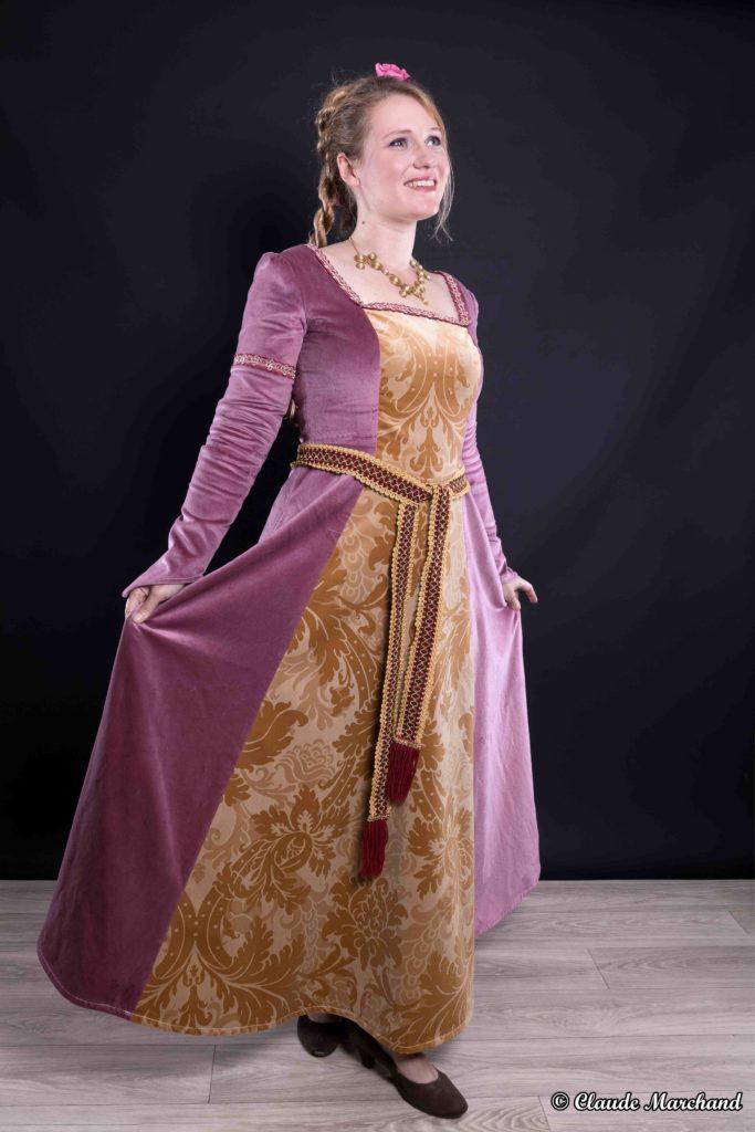 robe raiponce