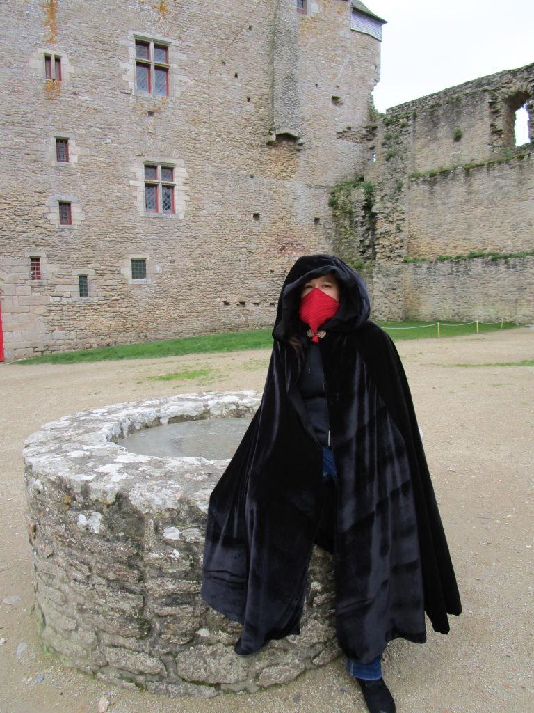 cape velours